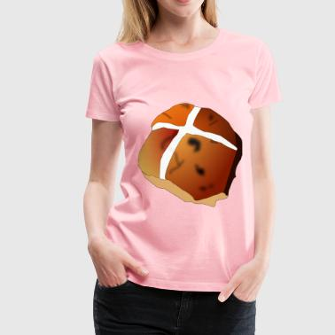 hot cross bun - Women's Premium T-Shirt