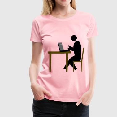 Coder (improved) - Women's Premium T-Shirt