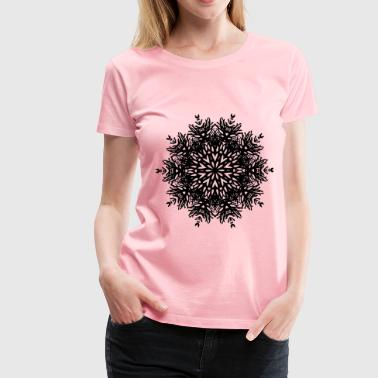 Abstract design 98 - Women's Premium T-Shirt