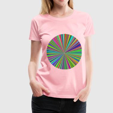 2 Wheels Symphonic Wheel 2 - Women's Premium T-Shirt