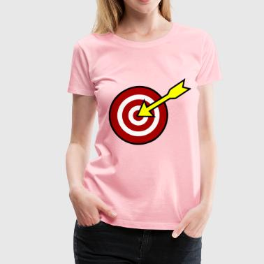 On Target - Women's Premium T-Shirt