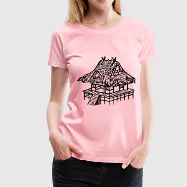 Little Japanese house - Women's Premium T-Shirt