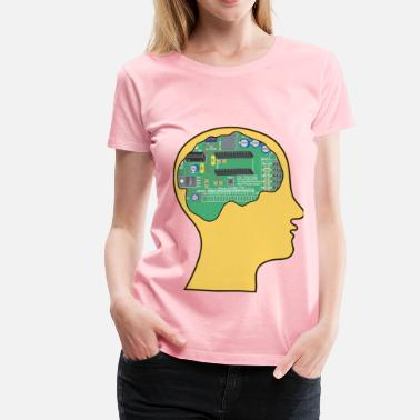Intelligent The intelligent - Women's Premium T-Shirt