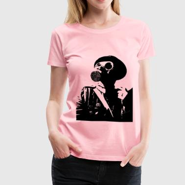 Air Raid Warden - Women's Premium T-Shirt