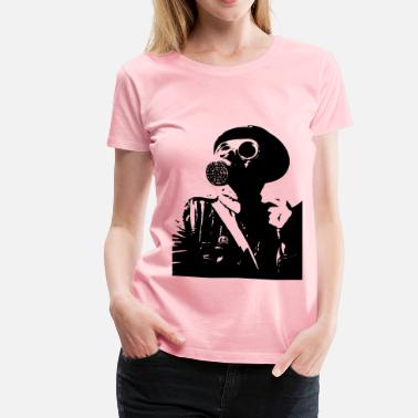 Air Raid Air Raid Warden - Women's Premium T-Shirt