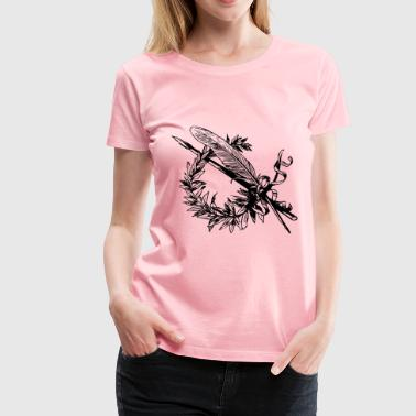 Art design - Women's Premium T-Shirt