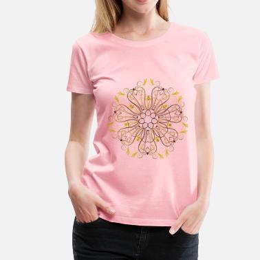 Shop Floral Design T Shirts Online Spreadshirt