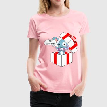 Happy Christmas - Women's Premium T-Shirt
