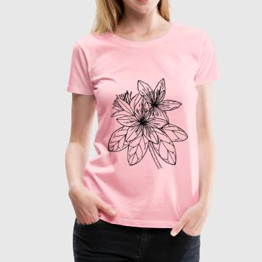 Pacific azalea - Women's Premium T-Shirt
