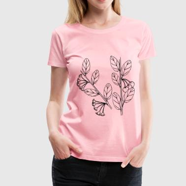 Bitter cherry - Women's Premium T-Shirt