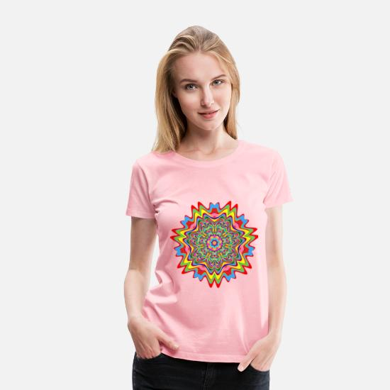 Abstract T-Shirts - Ripe Soul - Women's Premium T-Shirt pink