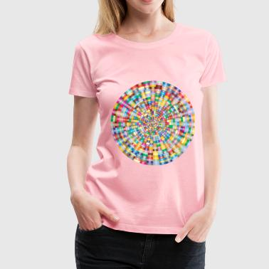 MultiCultural Maize - Women's Premium T-Shirt