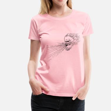 Wind Power Wind - Women's Premium T-Shirt