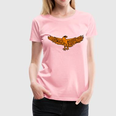 Golden eagle - Women's Premium T-Shirt