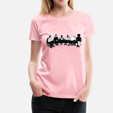 Meeting Table Meeting Table - Women's Premium T-Shirt