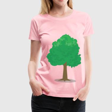 Catch 5 Tree 5 - Women's Premium T-Shirt