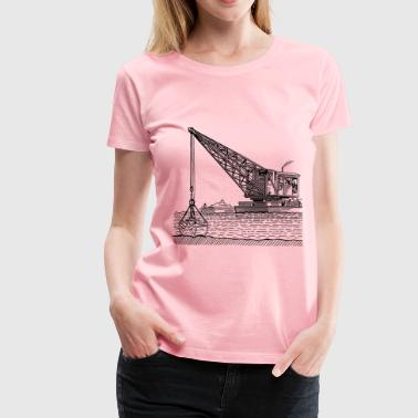 Dredge Dredge - Women's Premium T-Shirt