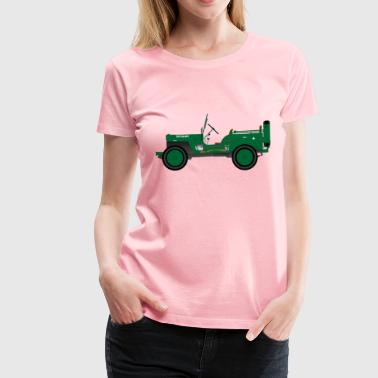 WILLYS - Women's Premium T-Shirt