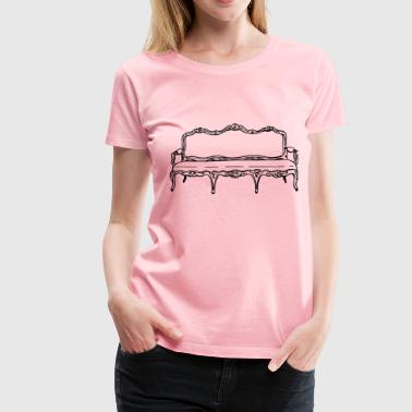 Sofa - Women's Premium T-Shirt