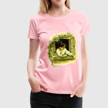 Daydreaming - Women's Premium T-Shirt