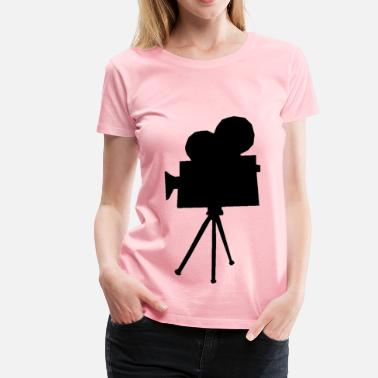 Projector Movie Projector - Women's Premium T-Shirt
