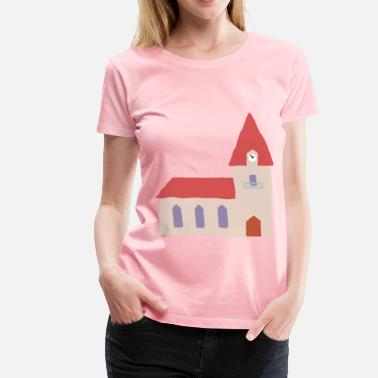 Kids Church Crooked Church 1 - Women's Premium T-Shirt