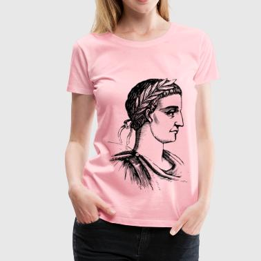 Constantine the Great - Women's Premium T-Shirt