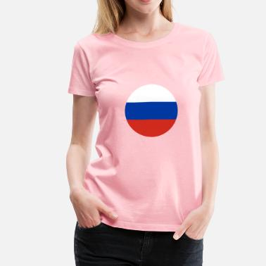 Ru Flag Ru - Women's Premium T-Shirt