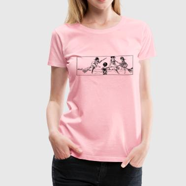 Young Witches - Women's Premium T-Shirt