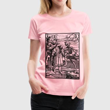 The Old Man - Women's Premium T-Shirt