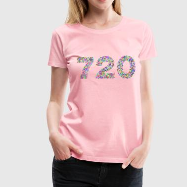 Prismatic 720 - Women's Premium T-Shirt