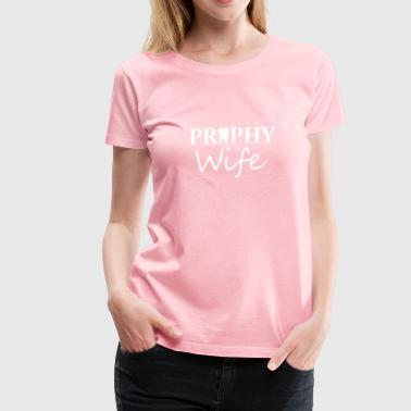 Mouth Teeth Prophy Wife - Women's Premium T-Shirt