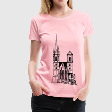 Church - Women's Premium T-Shirt