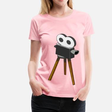 Film Camera Film Camera - Women's Premium T-Shirt
