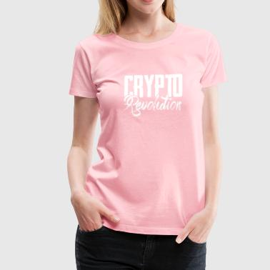 Crypto Revolution II - Women's Premium T-Shirt