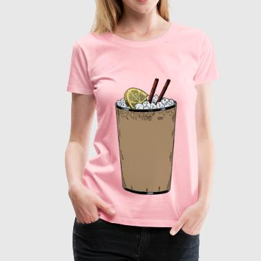 Ice Tea Colour - Women's Premium T-Shirt