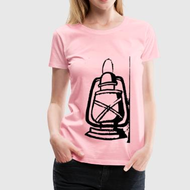 Lantern from China - Women's Premium T-Shirt