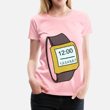 Watch This watch - Women's Premium T-Shirt