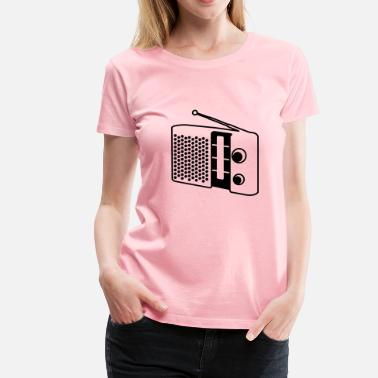 a950753c Shop Radio Station T-Shirts online | Spreadshirt