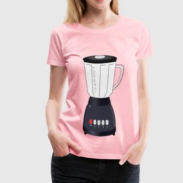 Blender - Women's Premium T-Shirt
