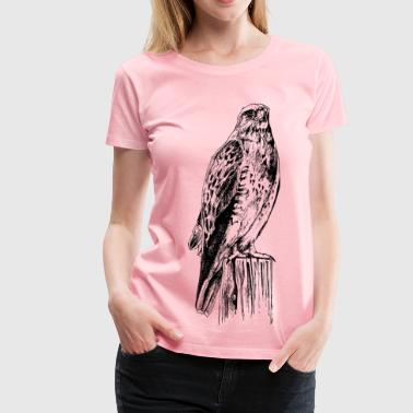 Bird of prey - Women's Premium T-Shirt