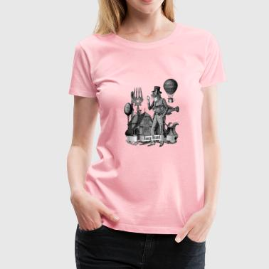 Lunch time - Women's Premium T-Shirt