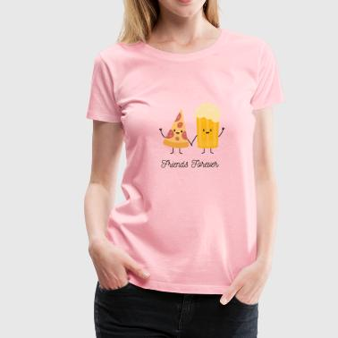 Friends Forever - Women's Premium T-Shirt