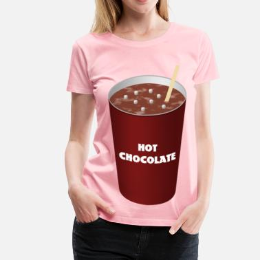 Hot Chocolate Hot Chocolate - Women's Premium T-Shirt