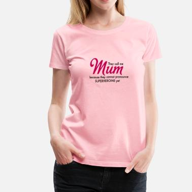 Mum-to-be Mum - Women's Premium T-Shirt