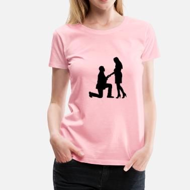 Proposal The Proposal - Women's Premium T-Shirt