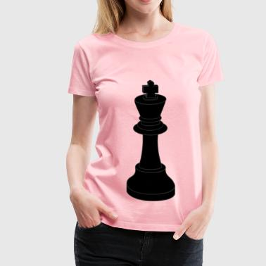 Chess Piece - Women's Premium T-Shirt