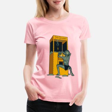 Funny Collection The Grabbit - Women's Premium T-Shirt