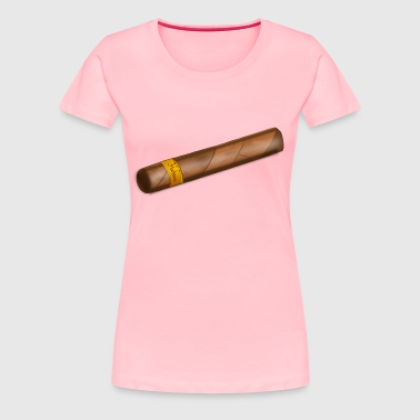 cuban cigar - Women's Premium T-Shirt