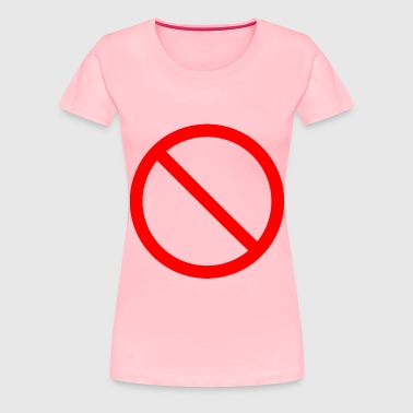 Cancel - Women's Premium T-Shirt